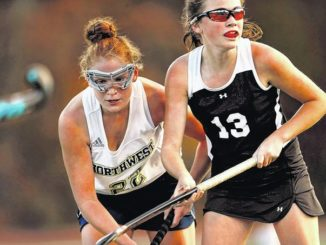 Lady Lions knock off defending field hockey champs