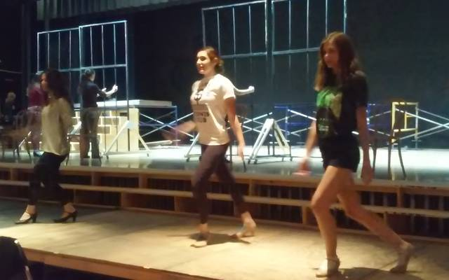 Abington Heights High School students to present 'Chicago' Nov. 22-24