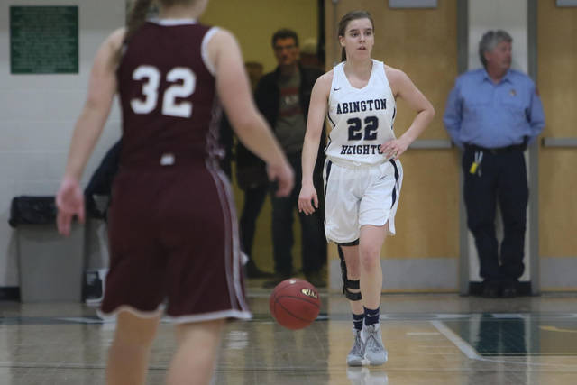 Veteran group creates high hopes for Abington Heights girls basketball team
