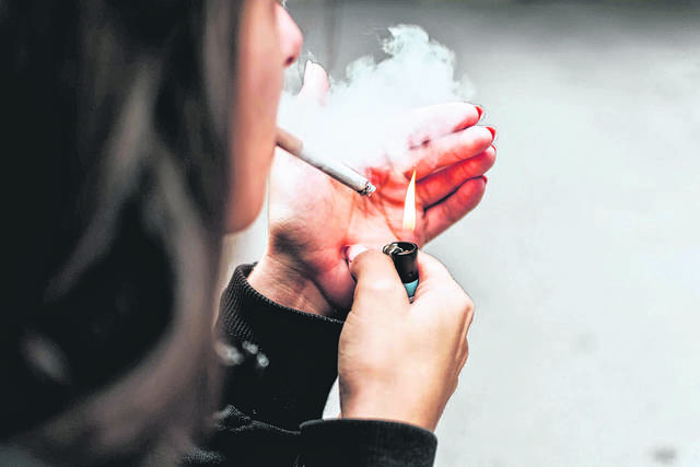 We Need To Deter All Young People From Smoking Abington Journal