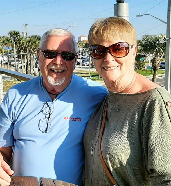 Jim and Dianne Rosengrant, Dietrich Theater volunteers, two of many volunteers, staff, and community members who have helped make the Dietrich what it is today.                                  Submitted photo