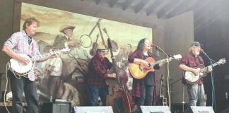 The Texas Rose Band will perform in the pavilion along Tunkhannock Creek on Friday and Saturday during the NEPA Bluegrass Festival. Sandi Marola will also serve as emcee of the Progressive Stage.                                  Submitted photo