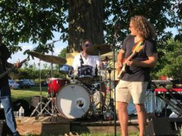 Young Lion will kick off the Scranton Cultural Center's outdoor summer concert series on June 11.                                  Submitted photo