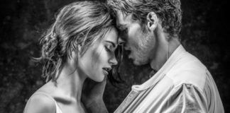 """The Dietrich Theater will screen The Kenneth Branagh Theatre Company's production of """"Romeo and Juliet"""" on Sundays, July 11 and Aug. 8. Pictured are the stars, Richard Madden as Romeo and Lily James as Juliet.                                  Submitted photo"""