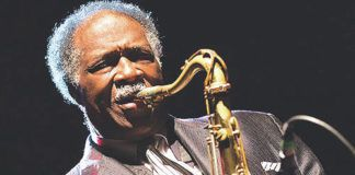 Legendary jazz musician Houston Person will perform at the Waverly Comm on Sept. 26.