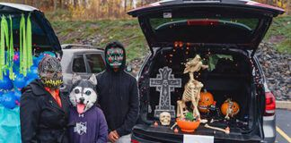 """The Wright Center for Community Health is hosting its annual """"Trunk-N-Treat"""" celebration for all children and families of the region on Friday, Oct. 29, at its Mid Valley Practice, 5 S. Washington Ave. The fun begins at 5:30 p.m.                                  Submitted photo"""